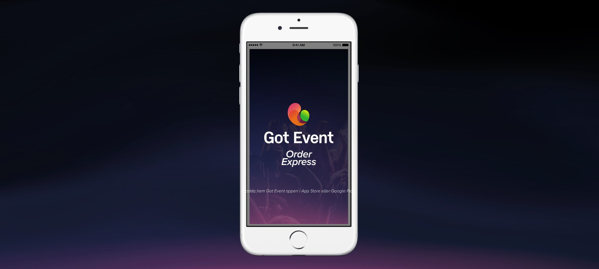 Got Events App
