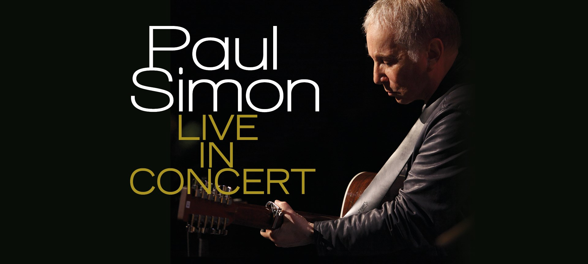 Paul Simon live in concert