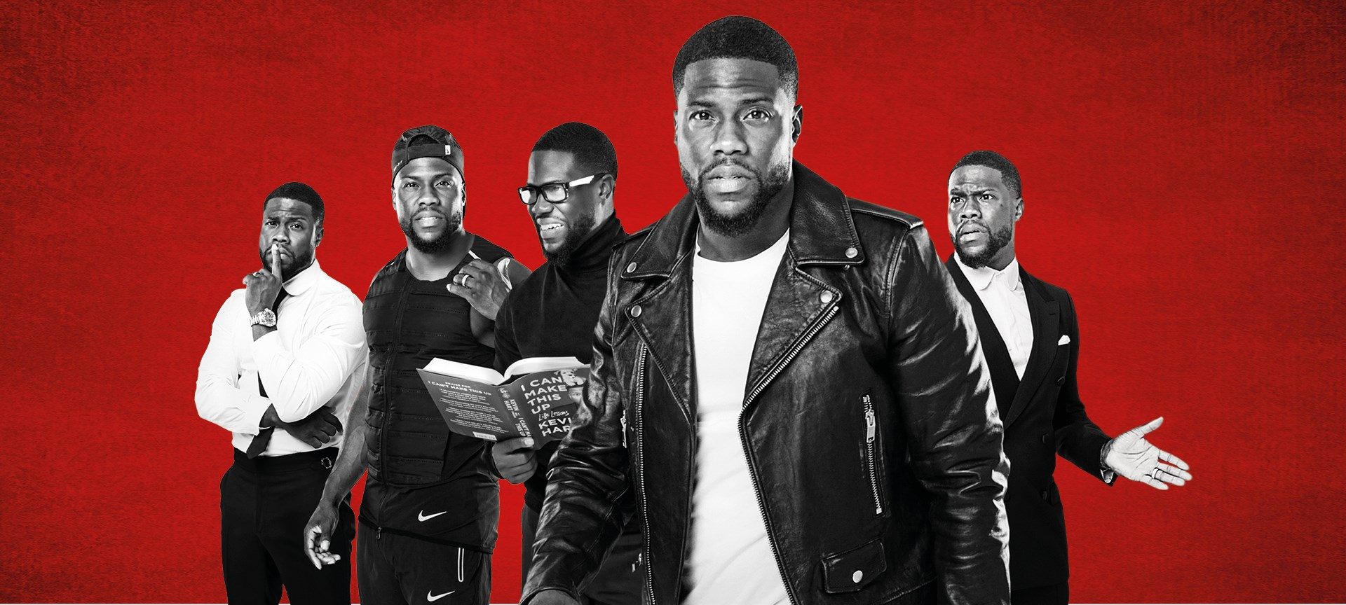Kevin Hart Cookies Tour