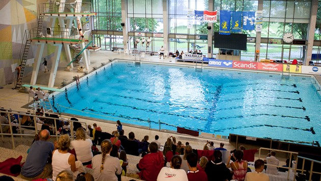 Valhallabadet swimming hall